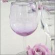 LILAC WINE GLASS