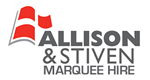 Allison Stiven Marquee hire